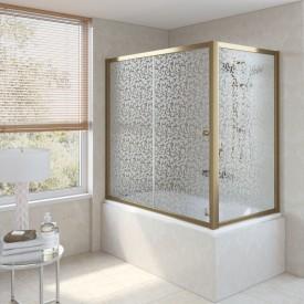 Душевая шторка на ванную ZV+ZVF 180*70 05 R03 VegasGlass