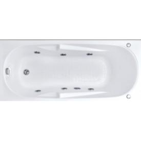 Акриловая ванна Bas Нептун 170x70 см ВГ00162