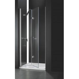 Дверь в проём Cezares ELENA-BS-13-60+40/40-P-Cr-L