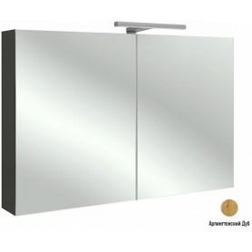Зеркальный шкаф Jacob Delafon 100 см со светодиодной подсветкой EB797RU-E70