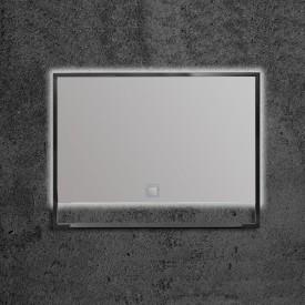 Зеркало Armadi Art Vallessi 80 антрацит, 551/2 подсветка