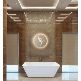 Отдельностоящая ванна Тициана FIINN F-5014