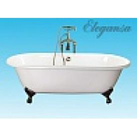 Ванна чугунная ELEGANSA GRETTA bronze V0000141