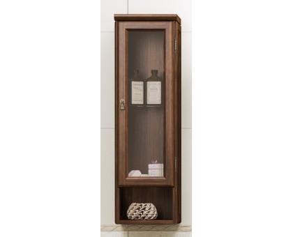 Шкаф Клио подвесной 1 створч., правый, с матовым стеклом Opadiris Z0000003870