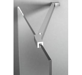 Горизонтальная штанга Jacob Delafon (угол 45°) E22BT45-GA Комплектующие