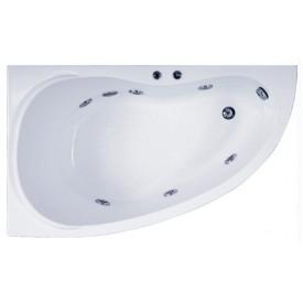 Акриловая ванна Bas Алегра 150x90 см ВГ00006