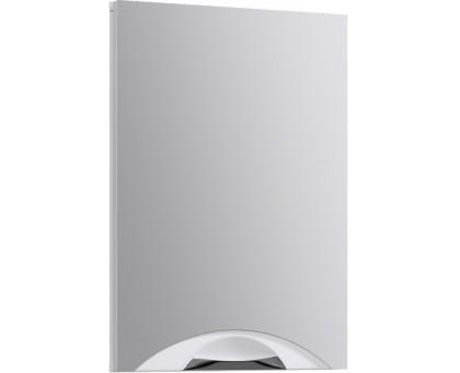 Дельта шкафчик навесной угловой с зеркалом Del-m.04.33 AQWELLA