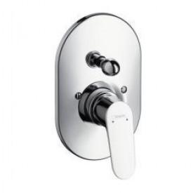 Смеситель для ванны с душем Hansgrohe Novus 71047000