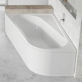 Передняя панель для ванны Ravak CHROME CZA3100A00 105 L белая