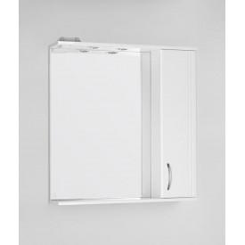 Зеркальный шкаф Панда (Style Line) ЛС-00000124