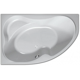 Акриловая ванна Kolpa San Lulu Basis 170x100 L
