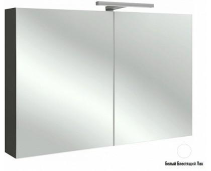 Зеркальный шкаф Jacob Delafon 100 см со светодиодной подсветкой EB797RU-G1C