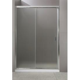 Дверь в душ BelBagno  UNO-BF-1-100-C-Cr
