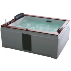 Ванна широкая Gemy 186х151 G9052 II B L