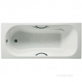 Чугунная ванна Roca Malibu 233360000 170х70