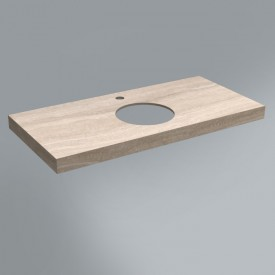 Столешница в ванную Kerama Marazzi CN100.SG560400R
