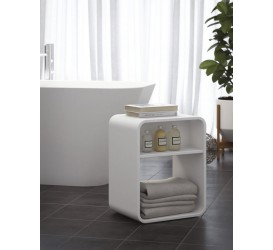 Табурет для ванной комнаты с полкой Cezares TITAN-SEDP Cezares