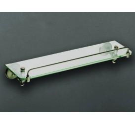 Полка стеклянная подвесная ART&MAX AM-2682AL