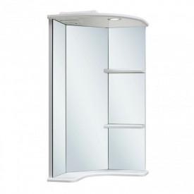 Зеркало для ванной Runo Браво 40 угловое 00000000949 угловое