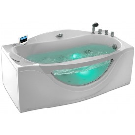 Акриловая ванна Gemy G9072 K R