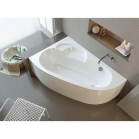 Акриловая ванна ALPEN Terra 160 L AVA0043