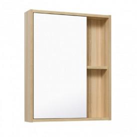 Зеркальный шкаф Runo Эко 52 УТ000001833 универсальный