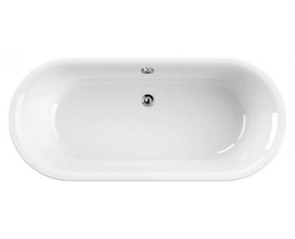 Акриловая ванна Cezares METAURO-Central-180-80-40