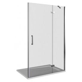 Душевое ограждение SATURN WTW-130-C-CH-R (правое) GOOD DOOR СА00009