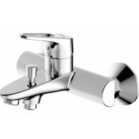 Смеситель для ванной на 2 отверстия Bravat F648162C-01