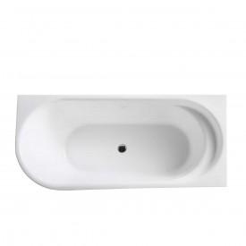 Ванна акриловая Vincea VBT-301-1500R 150x78x60 левая с каркасом и сливом