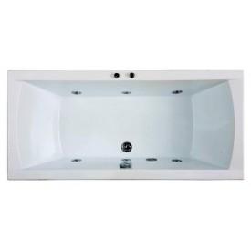 Акриловая ванна Bas Индика 170x80 см ВГ00078