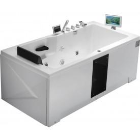 Акриловая ванна Gemy G9066 II O R