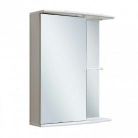 Зеркальный шкаф Runo Николь 55 00000000037 левый