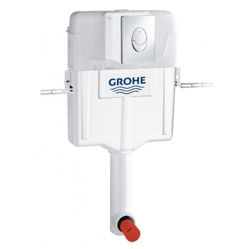 Смывной бачок Grohe с кнопкой 38895000