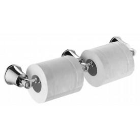 Держатель туалетной бумаги, двойной ART&MAX AM-F-8989A