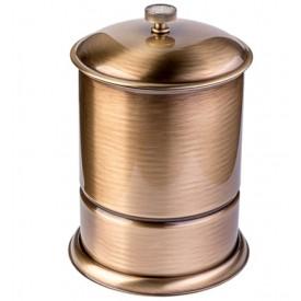 ведро металл Boheme RoyalCristal 10927-BR