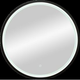 "Зеркало Континент ""Style Black LED"" ЗЛП1016"