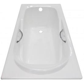 Ванна чугунная CASTALIA CARINA Н0000014 170x75x42