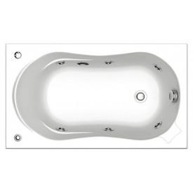 Акриловая ванна Bas Кэмерон 120x70 см ВГ00106