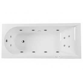 W5AW-180-080W2D64 Inspire ванна гидромассажная Evo Plus 180x80 на каркасе без фронтальной панели