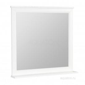 Зеркало Идель 85 дуб белый Aquaton 1A195702IDM70