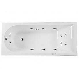 W5AW-170-075W2D64 Inspire ванна гидромассажная Evo Plus 170x75 на каркасе без фронтальной панели
