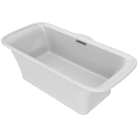 Прямоугольная отдельностоящая ванна Jacob Delafon 180 х 85 см E6D034-00