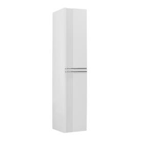 Шкаф - колонна Марко белый Aquaton 1A181203MO010