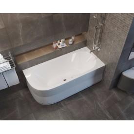 Акриловая ванна ALPEN Astra 165x80 R 34611