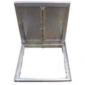 Люк Revizor сантехнический напольный 1365-366 110х110