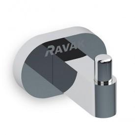 Крючок одинарный Ravak Chrome X07P320