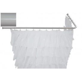 Карниз для ванны угловой Г-образный Aquanet 150x70 00241446