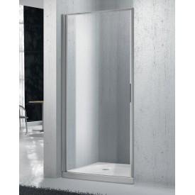 Дверь для душа прозрачная BelBagno SELA-B-1-65-C-Cr