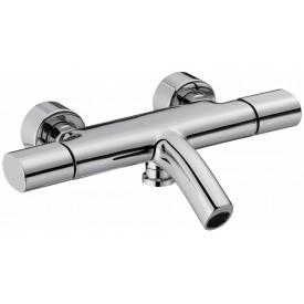 Термостатический настенный смеситель для ванны/душа Jacob Delafon E10089RU-CP
